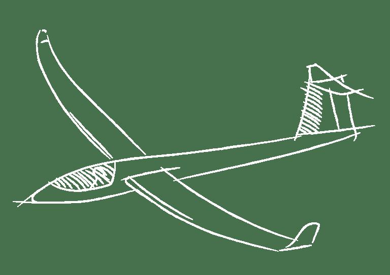 hauk-segelflugzeug_skizze_weiss